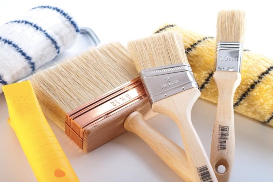 Выбираем инструменты для покраски